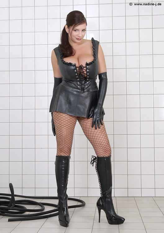 Nadine jansen latex